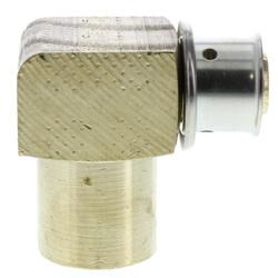 PEX Press Copper Pipe Elbows