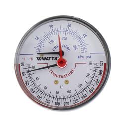 Temperature & Pressure Gauges
