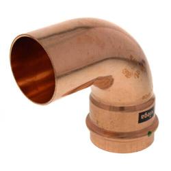 Propress Copper 90 Street Elbows