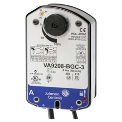 Johnson Controls Actuators & Valves