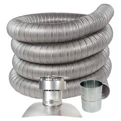 All Fuel Chimney Liner Kits