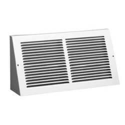 Steel Baseboard Return Air Grilles w/ Base Projection (658 Series)