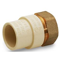CPVC x Brass Female Adapters