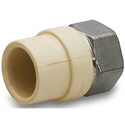 CPVC x Stainless Steel Female Adapters