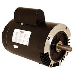 Capacitor Start No Base Motors