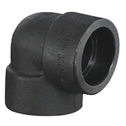 Carbon Steel Socket Weld 90 Elbows (3000 lb)