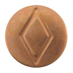 Copper DWV Test Caps
