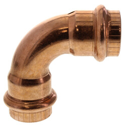 Copper Press Fittings (Imported)