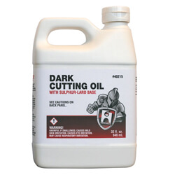 Cutting Oil & Lubricants