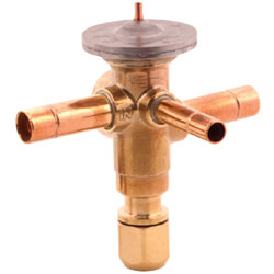 Emerson Flow Controls Thermal Expansion Valves