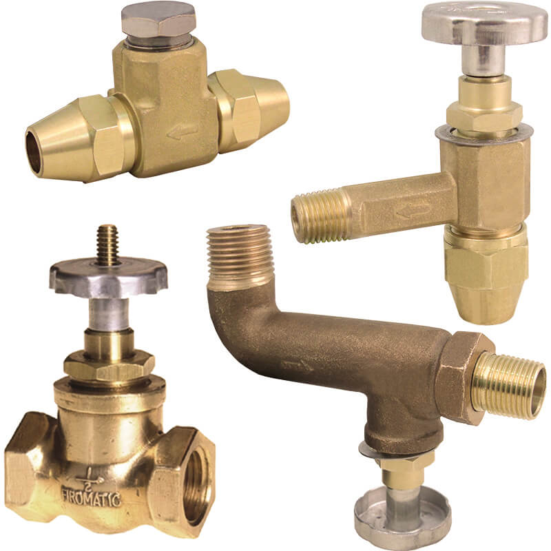 Firomatic Fire Safety Valves
