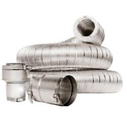 Flexible Vent Connectors - Gas