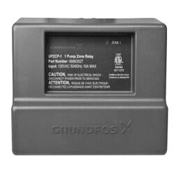 Grundfos Zone Valve Controls