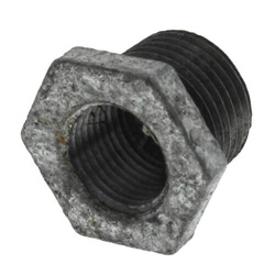 Galvanized Hex Bushings (Imported)