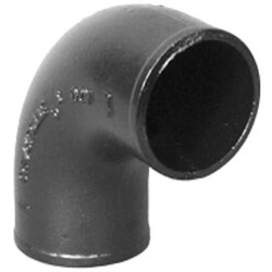 No Hub Cast Iron Fittings (Imported)