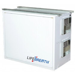 LifeBreath Energy Recovery Ventilators