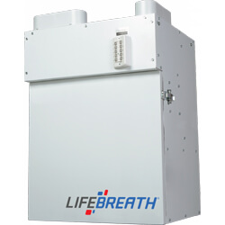 LifeBreath Heat Recovery Ventilators