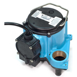 Little Giant Sump Pumps