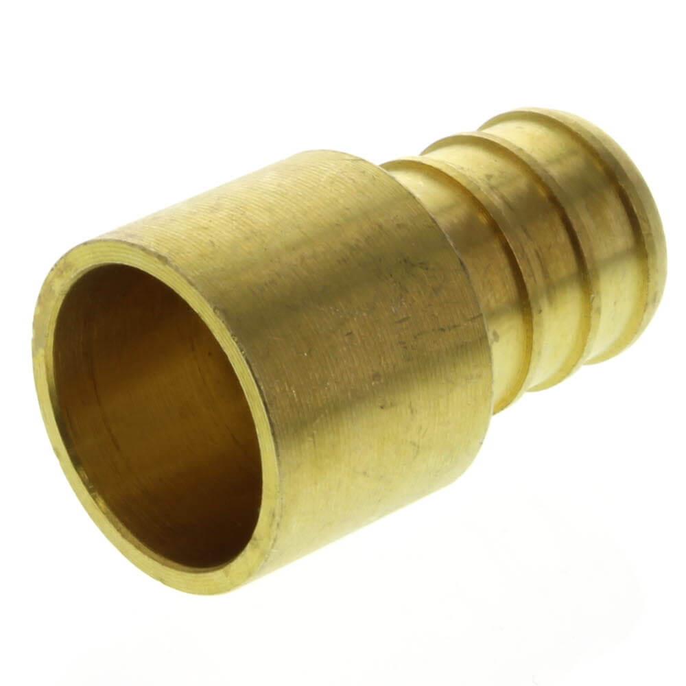 PEX Crimp Copper Pipe Adapters