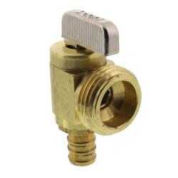 PEX Crimp Boiler Drains