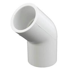 PVC Schedule 40 45° Elbows