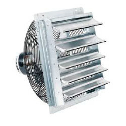 Shutter Mounted Exhaust Fans
