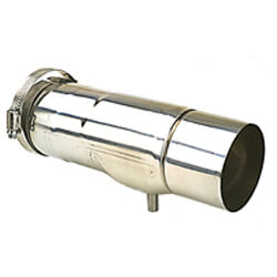 Special Gas Vent Pipe & Fittings
