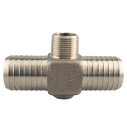 Stainless Steel Insert Hydrant Tees
