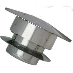 Stainless Steel Rain Caps