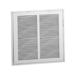 Steel Sidewall/Ceiling Return Air Filter Grilles, 1/3 Inch Spacing (659 Series)