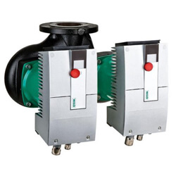 Wilo Stratos D High Efficiency Circulator Pumps