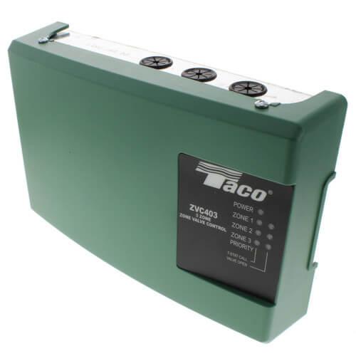 Taco Zone Valve Controls