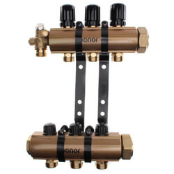 Uponor Radiant Manifolds