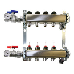 Uponor Stainless Steel Manifolds