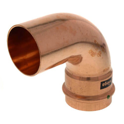 Viega ProPress Copper 90 Street Elbows
