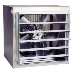 Wall Cabinet Exhaust Fans
