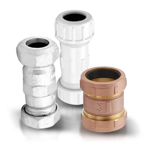 All Compression Couplings