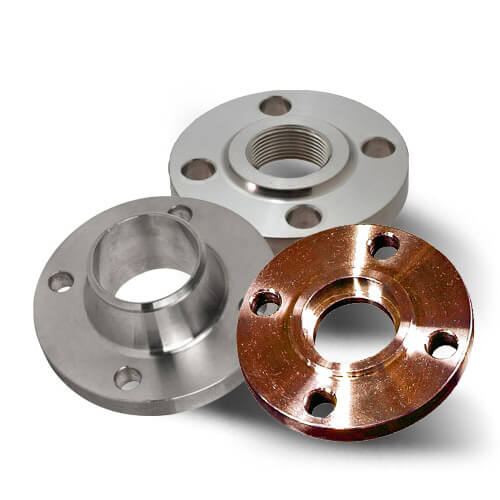 All Stainless Steel ANSI Flanges