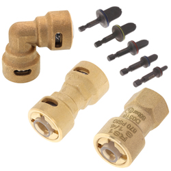 All PRO-Fit Quick Connect HVAC Fittings