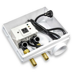 A2C-WB, IntelliFlow Auto Washing Machine, Water Shutoff Vlv. & Leak Sensor Product Image