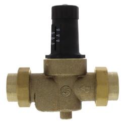 "1"" LFN45BM1-DU-EZ Water Pressure Reducing Valve w/ Adj. Pressure, LF Product Image"