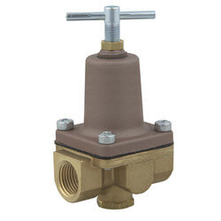 "3/8"" LF26A Small Water Pressure Regulator,<br>Lead Free Product Image"