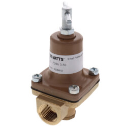 "1/2"" LF26A Small Water Pressure Regulator, Lead Free Product Image"