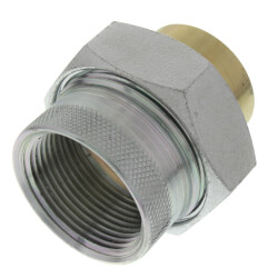 """1-1/4"""" LF3001A CxF Dielectric Union<br>(Lead Free) Product Image"""