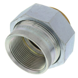 """1-1/2"""" LF3001A CxF Dielectric Union<br>(Lead Free) Product Image"""