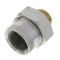 "1"" FIP x 3/4"" Solder LF3002 Dielectric Union, Lead Free Product Image"