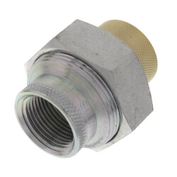 """3/4"""" 3003 FxF<br>Dielectric Union<br>(Lead Free) Product Image"""