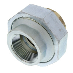 """1-1/2"""" LF3003 FxF<br>Dielectric Union<br>(Lead Free) Product Image"""