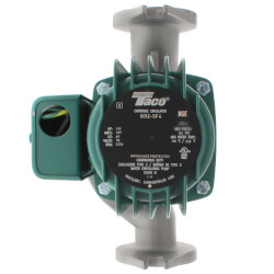 """0012 Stainless Steel Circulator, 1/8 HP (2"""" Flanged Connection) Product Image"""