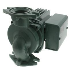 0013 Variable Speed<br>Delta-T Cast Iron Circulator Pump, 1/6 HP Product Image